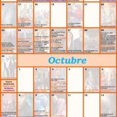 Foto 1 de 2 de la galería calendario-otono-2013 en Espinof