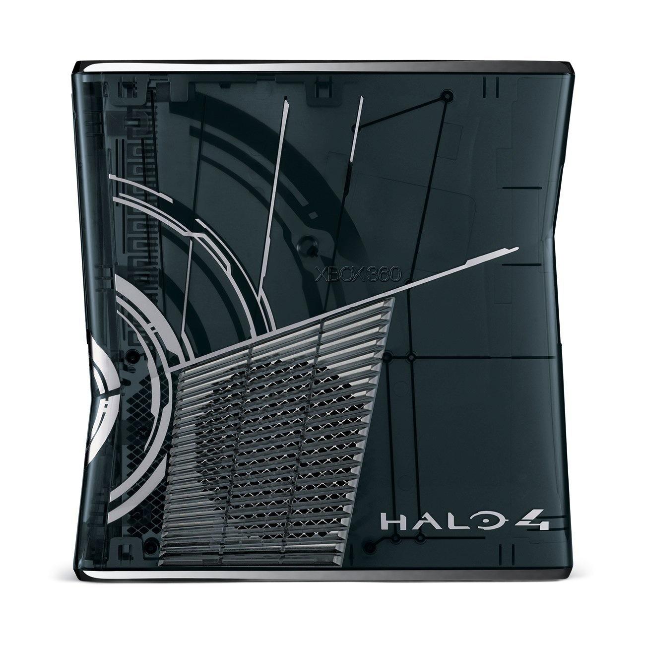 Foto de Xbox 360 edición especial Halo 4 (1/8)