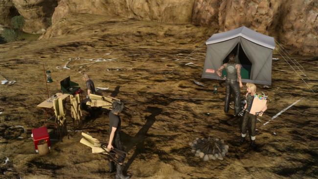 Final Fantasy Xv Avance 03