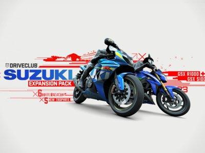 Driveclub Bikes recibirá eventos y dos nuevas Suzuki la próxima semana