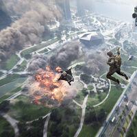 Battlefield 2042 viene gratis con las tarjetas gráficas RTX 3000, si eres capaz de encontrar una en esta situación
