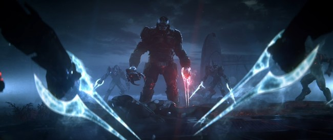 Halo Wars 2 Atriox