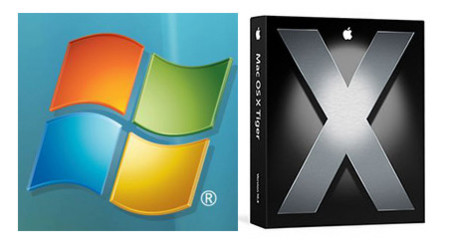 C|Net compara Windows Vista Ultimate y Mac OS X 10.4 Tiger