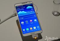 Samsung Galaxy Note 3 y Galaxy Gear, primer contacto
