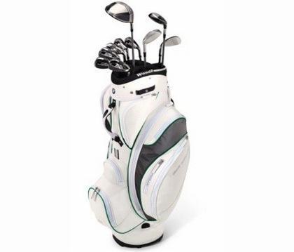 BMW Golfsport, la bolsa de golf Ogio con compartimento para calzado