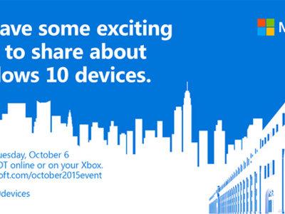 Sigue esta tarde la presentación de Microsoft sobre nuevos dispositivos Windows 10 con Xataka