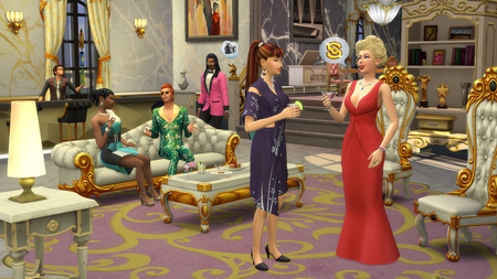 Los Sims 4 ampliará su contenido en noviembre con la nueva expansión ¡Rumbo a la Fama!
