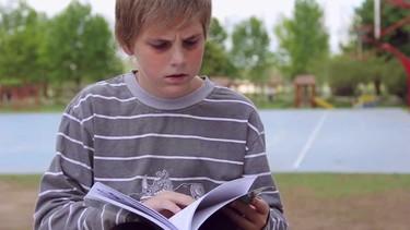 Lo que un niño con dislexia vive en el colegio