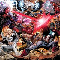 Paciencia, fans de Marvel: los X-Men no se cruzarán con los Vengadores hasta 2020 (como pronto)