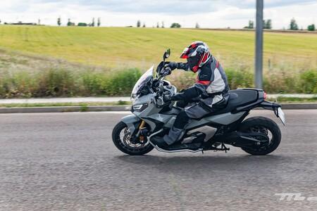 Honda X Adv 2021 Prueba 004