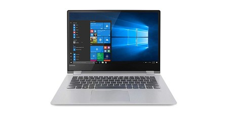 Hoy, el Lenovo Yoga 530-14ARR, de la gama media con procesador AMD, nos sale en Amazon por sólo 589 euros
