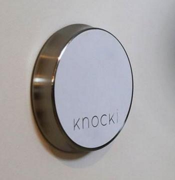 Knocki hace que cualquier superficie pueda convertirse en un mando a distancia