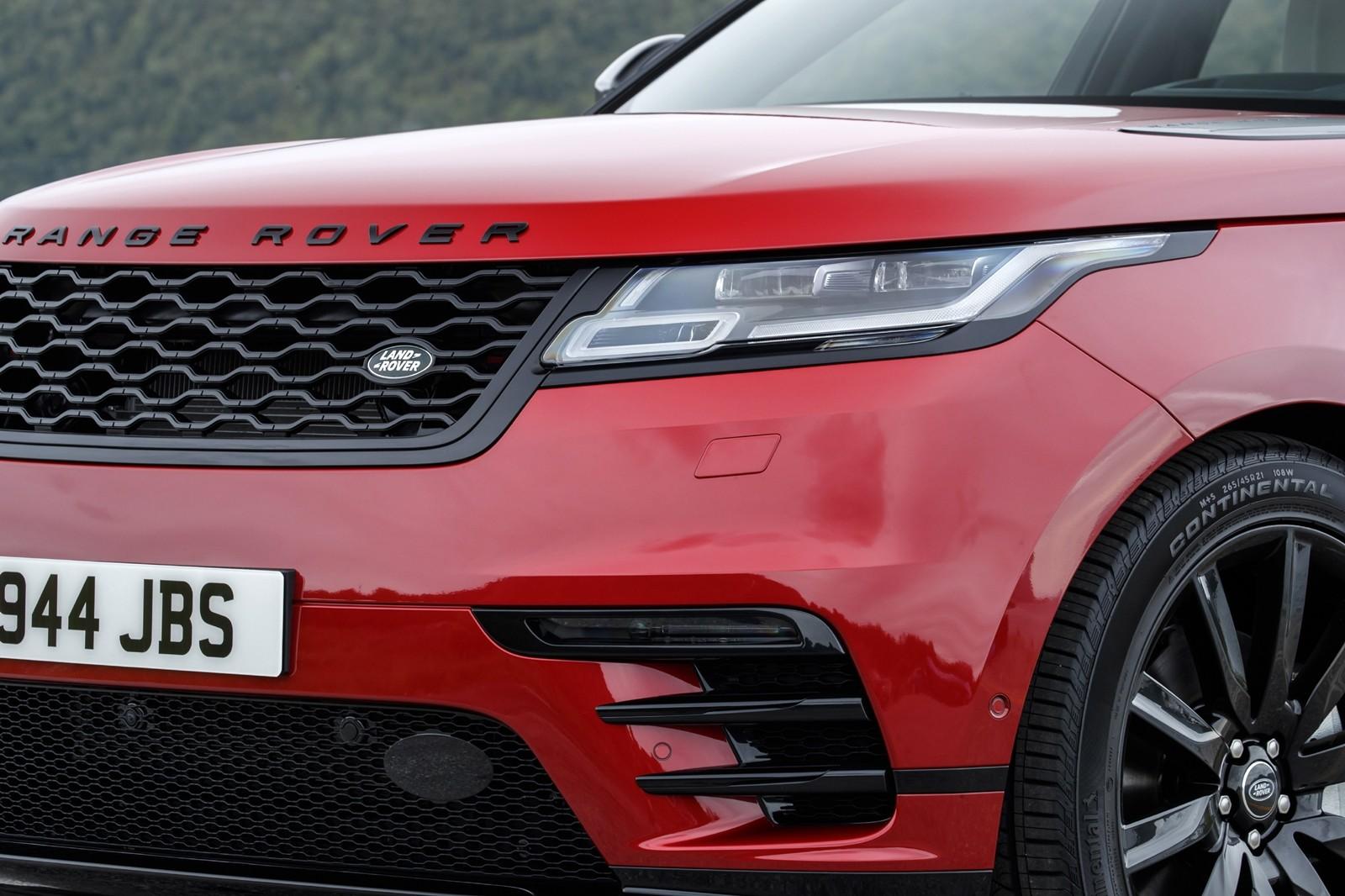 Foto de Range Rover Velar (22/31)