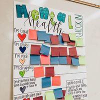 La genial iniciativa de una profesora para acercarse a sus alumnos y ayudar con su salud mental