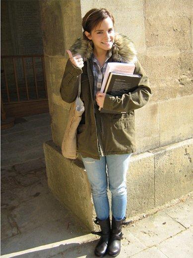 Ni Hogwarts ni leches, Emma Watson prefiere Oxford