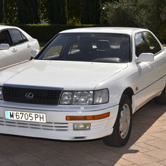 Foto 8 de 11 de la galería lexus-ls-400-1989 en Motorpasión