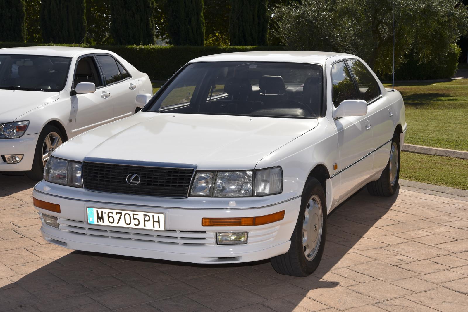 Foto de Lexus LS 400 (1989) (8/11)