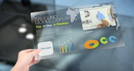 El futuro de las pantallas es AMOLED y flexible para Samsung