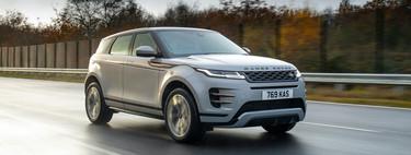 El Range Rover Evoque estrena variante híbrida enchufable de 309 hp y 66 km de autonomía eléctrica