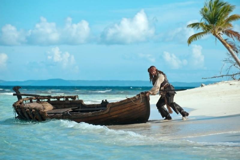 Foto de 'Piratas del Caribe: En Mareas Misteriosas', primeras imágenes (1/6)
