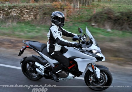 Ducati Multistrada 1200 S Susana Guerra
