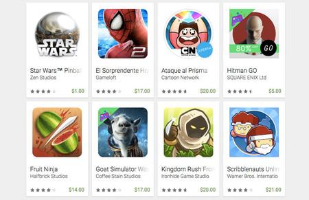 Este fin de año, Google Play tiene algunos juegos premium con 80% de descuento