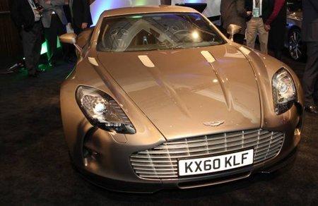 The Gallery - Detroit 2012 Aston Martin