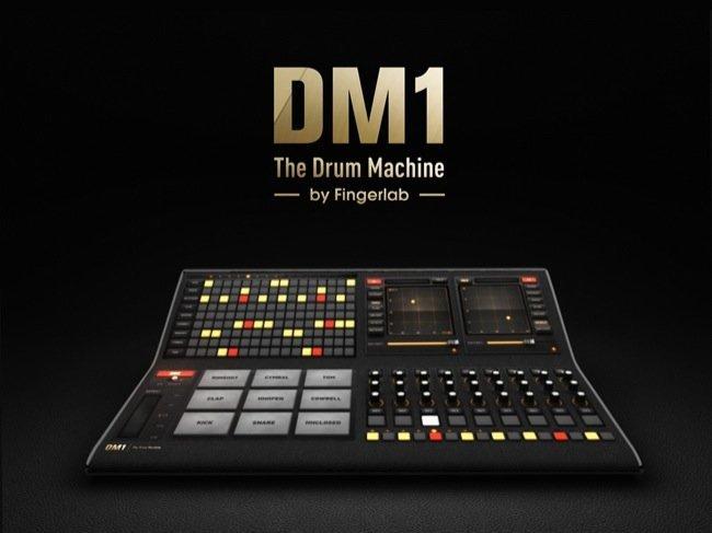 Arranque de la aplicación DM1