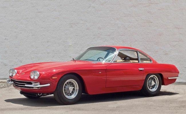 Lamborghini 400 GT 1966 RM Auctions