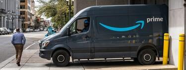 Amazon tiene el reparto más rápido del mundo. Pero quizá no el más seguro para sus repartidores