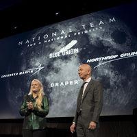 Blue Origin, Lockheed, Northrop y Draper se unen para desarrollar el 'lander' que llevará a los astronautas de la NASA a la Luna