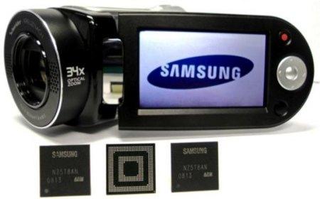 Samsung renueva sus chips para mejorar la imagen de varios gadgets