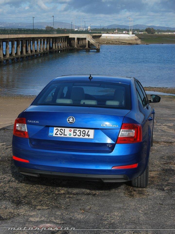 Foto de Škoda Octavia 2013 (presentación) (26/58)