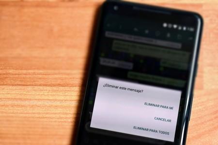 Más tiempo para eliminar mensajes y alertas para el reenvío de textos, las próximas novedades de WhatsApp