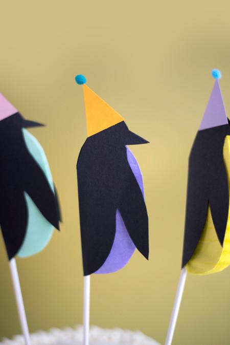 Diy Pingüinos