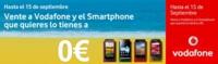 Vodafone acompaña la vuelta a las subvenciones con una edición especial de smartphones rebajados