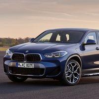 BMW detalla su X2 xDrive25e en 39 fotos: estilo y eficiencia en un híbrido que promete hasta 52.6 km/l en ciudad