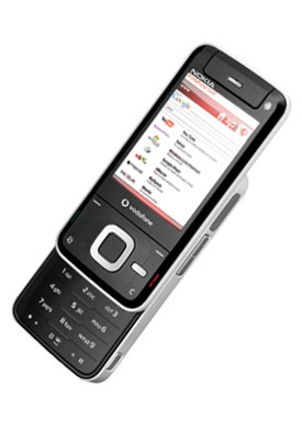 Nokia N81 con Vodafone