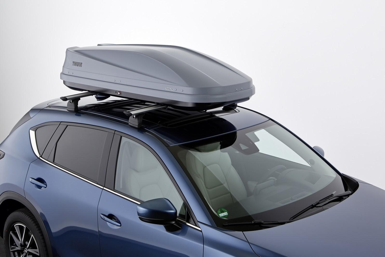 Foto de Accesorios para Mazda CX-3 - CX-5 (12/12)