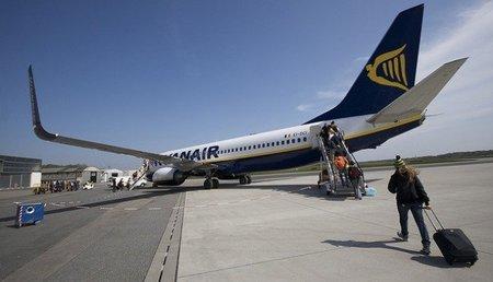 Si viajas con Ryanair en navidad, cuidado con las subidas