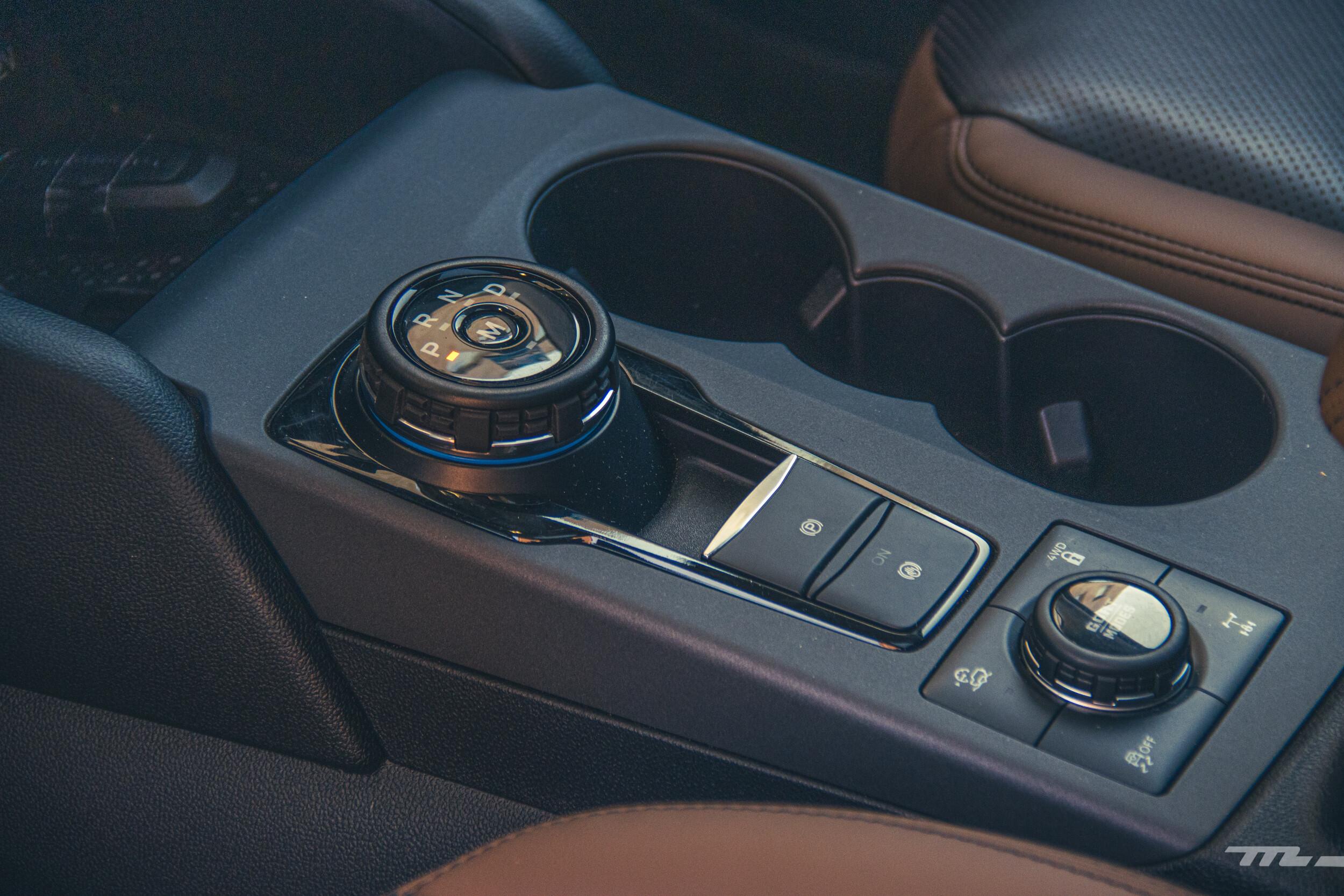 Foto de Ford Bronco Sport, a prueba (40/50)