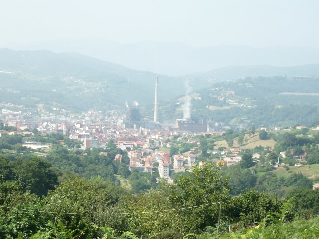 El pueblo asturiano donde se fabrican todas las aspirinas del mundo