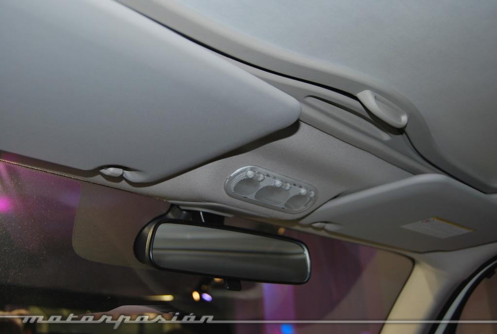 Foto de Nissan Cube (presentación) (47/56)