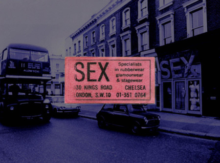 SEX UK punk