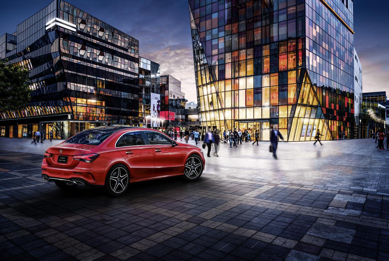 Foto de Mercedes-Benz Clase A L Berlina (1/13)