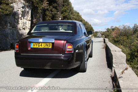 Rolls-Royce Phantom Prueba 20 1000