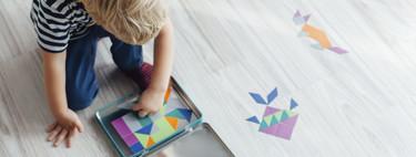 13 juegos magnéticos de viaje para niños