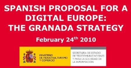 Nueva versión del documento para la Estrategia de Granada