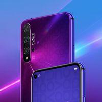 Huawei Nova 5T: el último móvil de Huawei sí llega con Android y los servicios de Google al completo