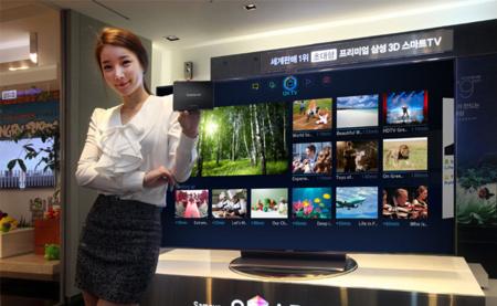 El primer Samsung Evolution Kit para actualizar Smart TVs se dejará ver en Las Vegas